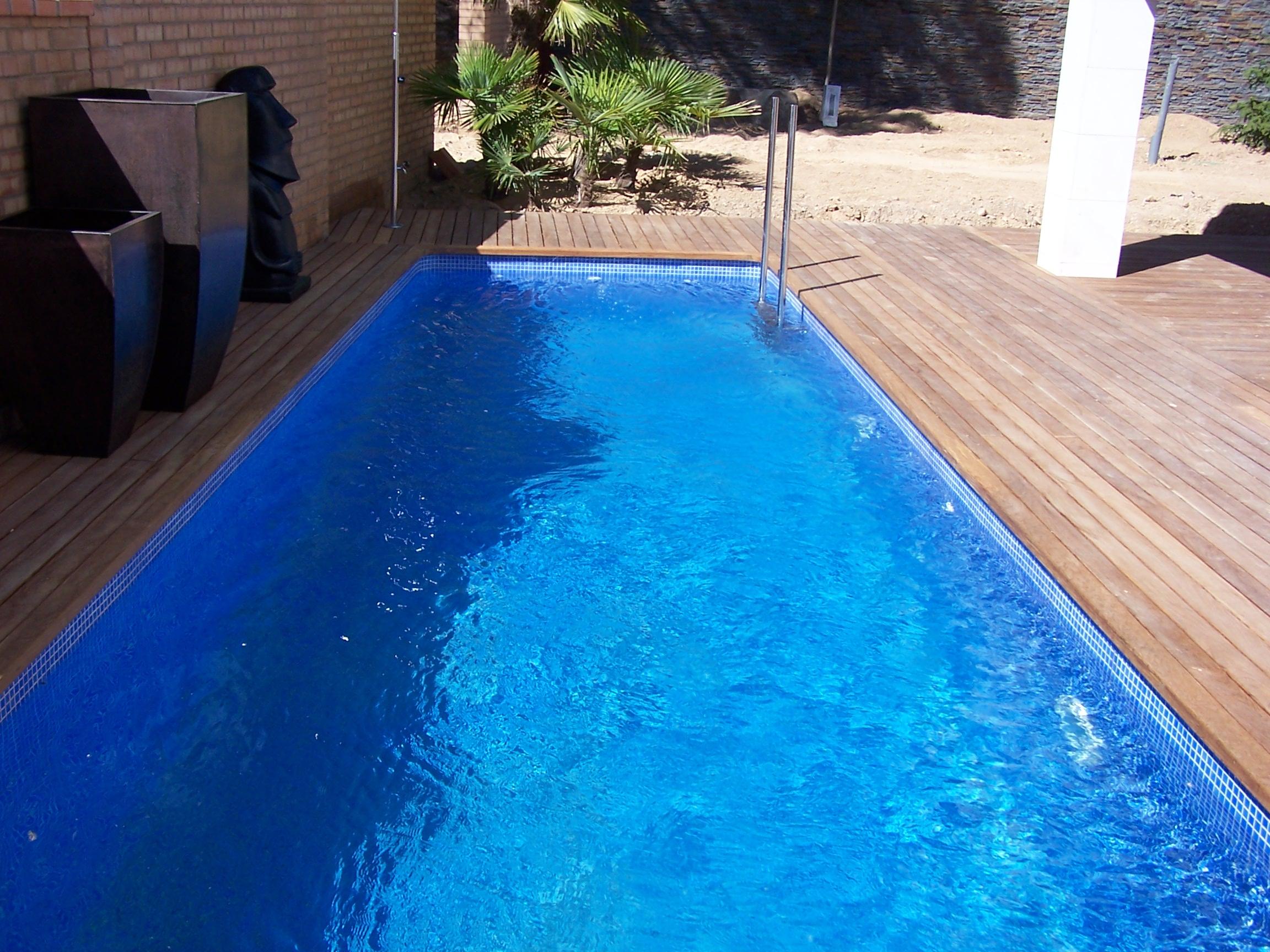 Piscinas de obra codetrac s l expertos en piscinas for Piscinas municipales hospitalet