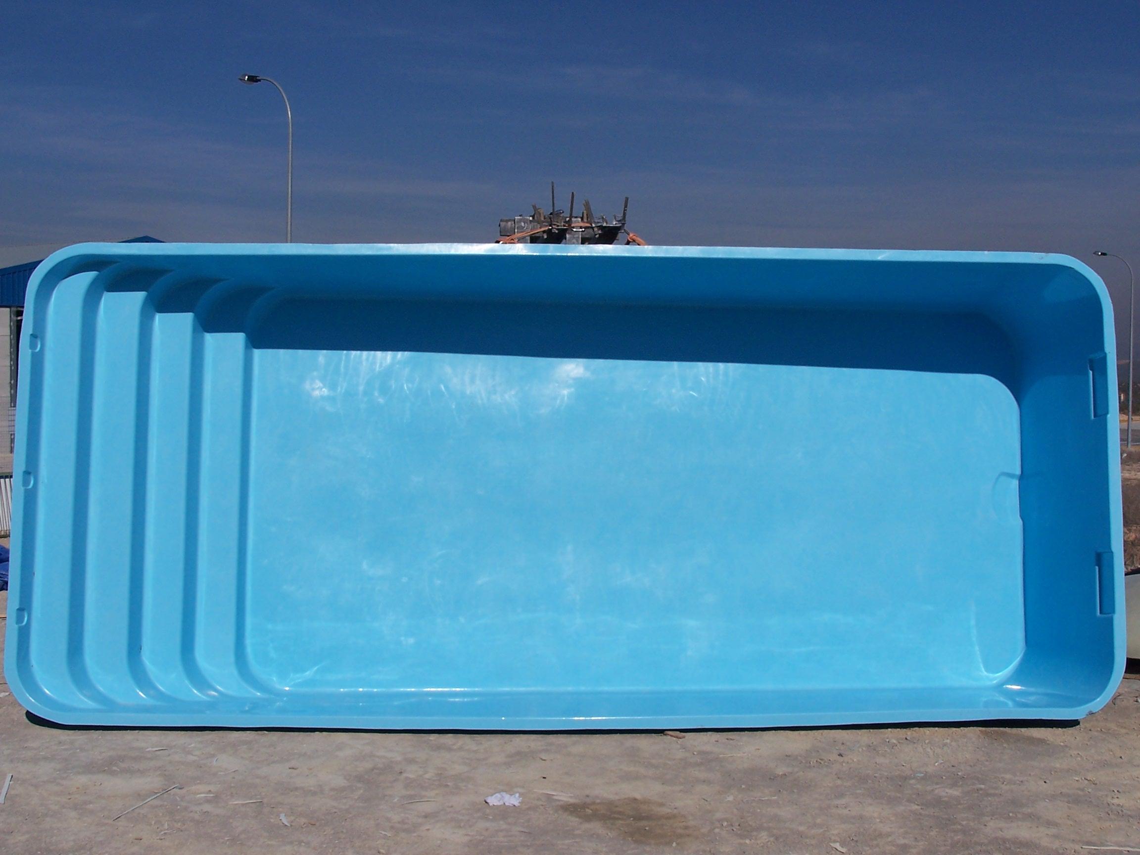 Piscinas baratas de fibra gallery of latest piscinas de for Precio piscinas poliester baratas
