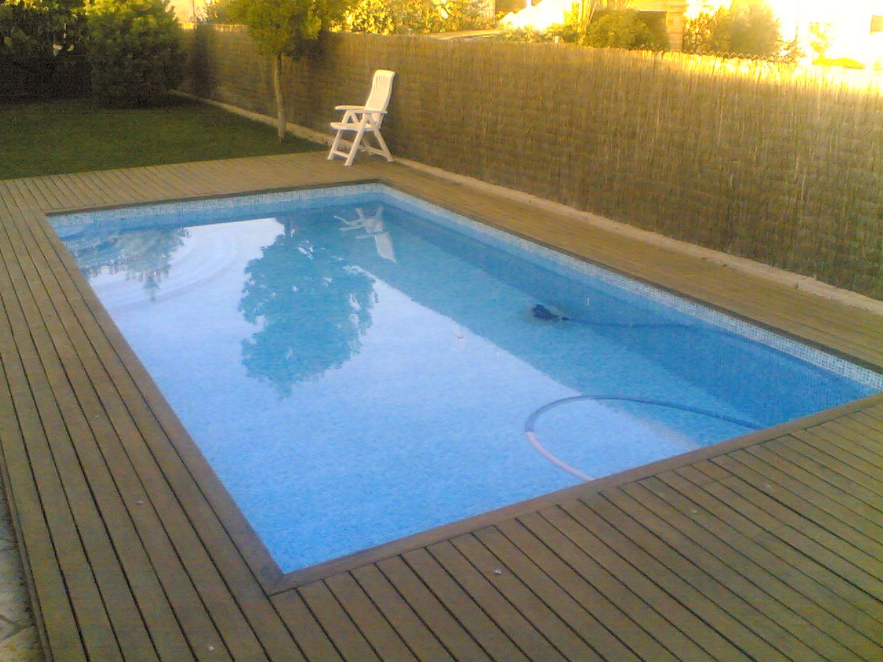 Piscinas de poliester codetrac s l expertos en piscinas for Alberca 8 de julio