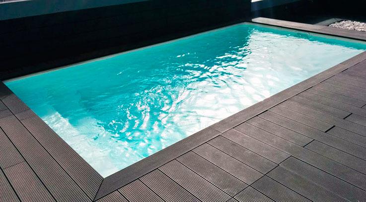 Piscinas de poliester codetrac s l expertos en piscinas - Coronacion de piscinas precios ...