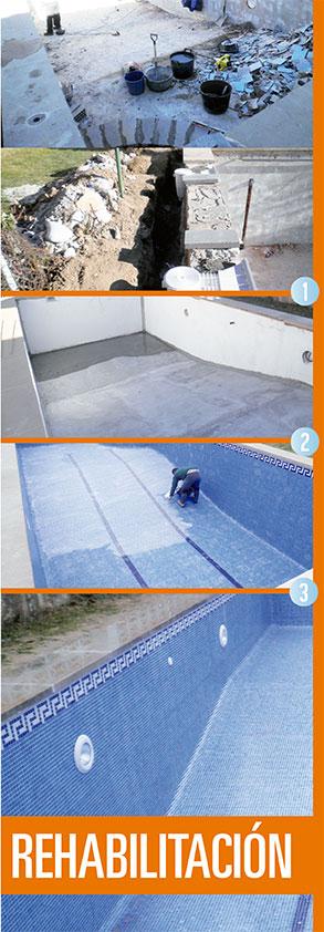 Rehabilitaci n de piscinas codetrac s l expertos en piscinas for Rehabilitacion en piscina