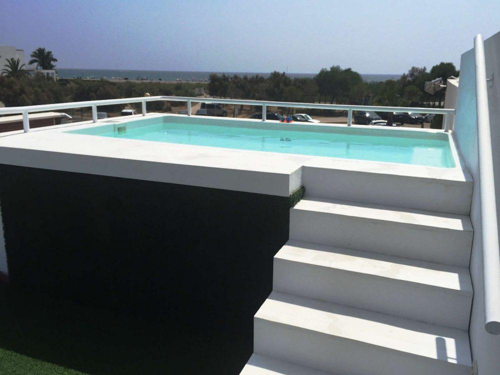 Piscina modelo c 35 codetrac s l expertos en piscinas - Modelo de piscina ...