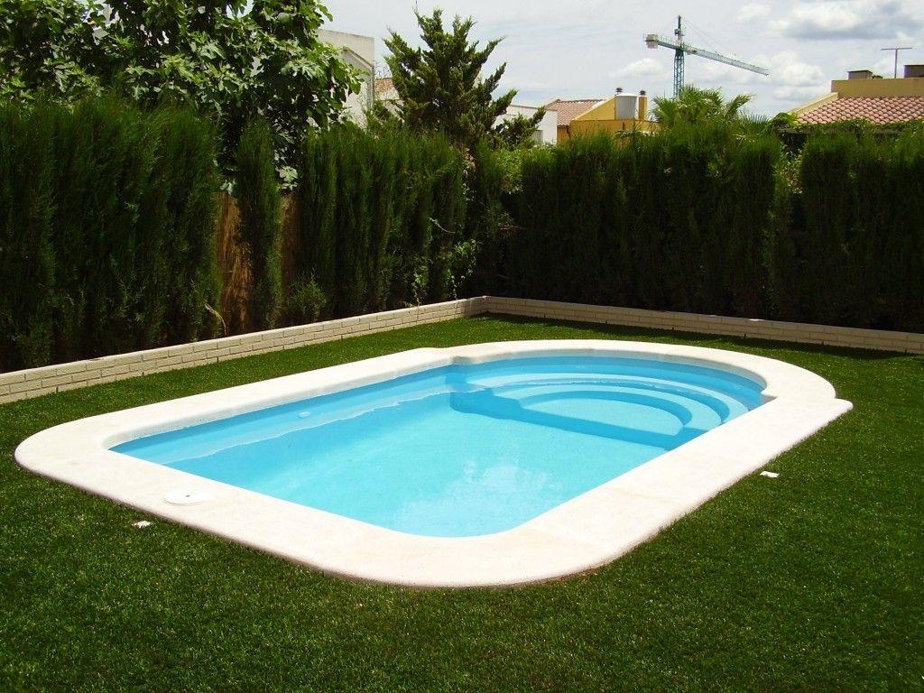 Piscina modelo c 5 codetrac s l expertos en piscinas for Modelos gresite piscinas