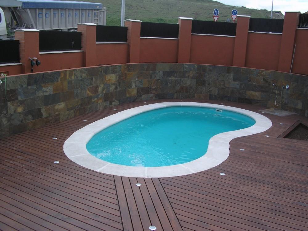 Piscina poliester r 5 codetrac s l expertos en piscinas - Medidas de piscinas ...