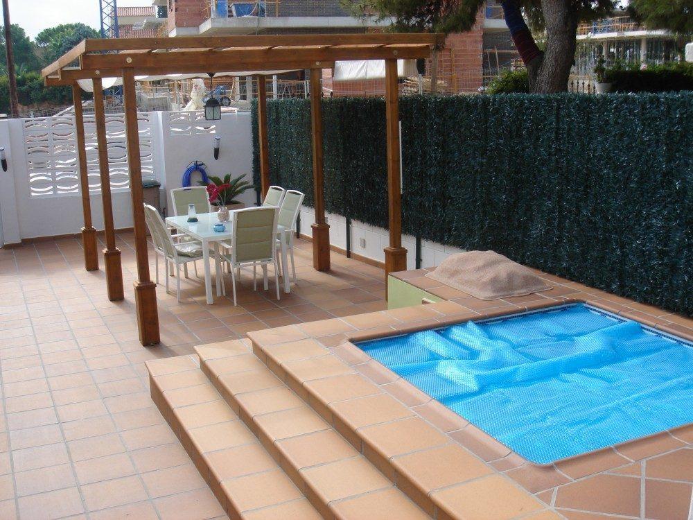 Mini piscina c 2 codetrac s l expertos en piscinas for Piscinas sin obra