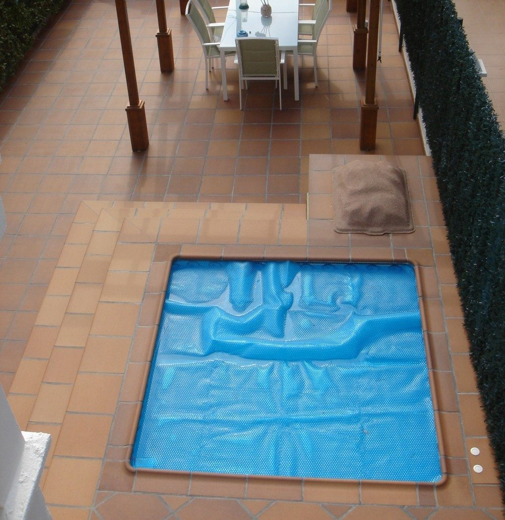 Piscinas en aticos perfect piscina tico with piscinas en - Piscinas para aticos ...