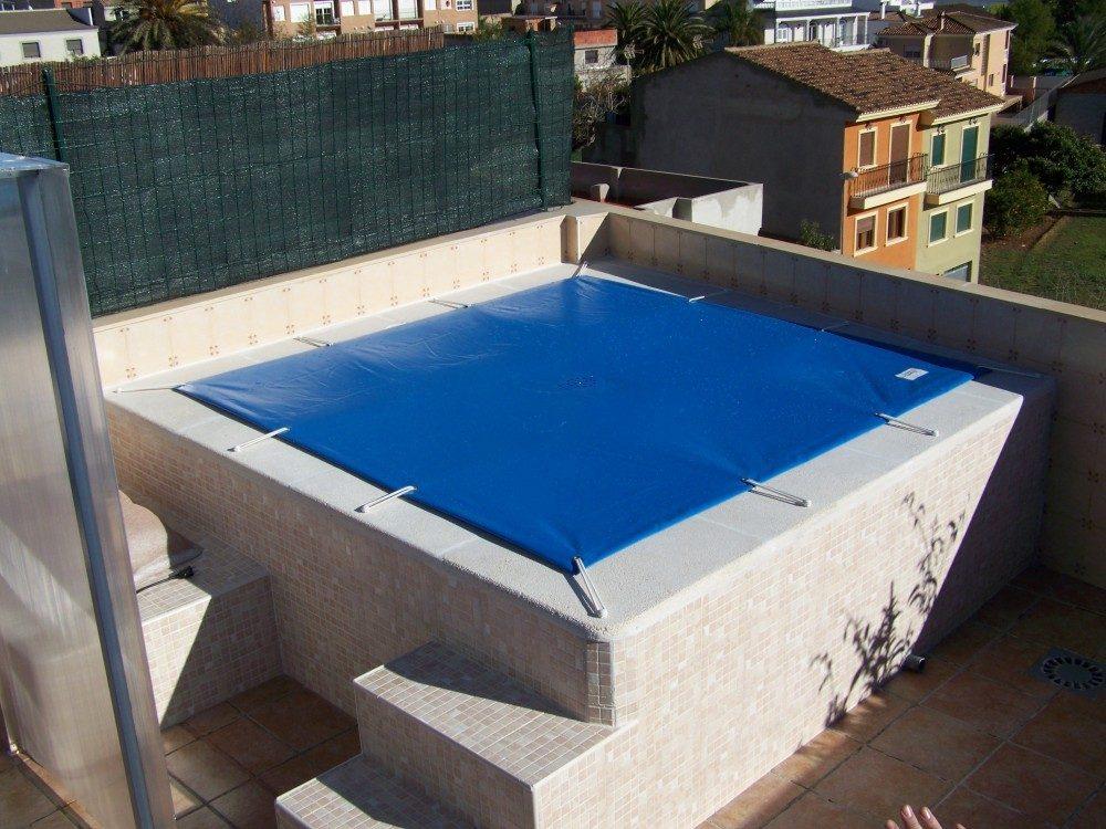 Mini piscina c 2 codetrac s l expertos en piscinas - Piscinas sin obra ...