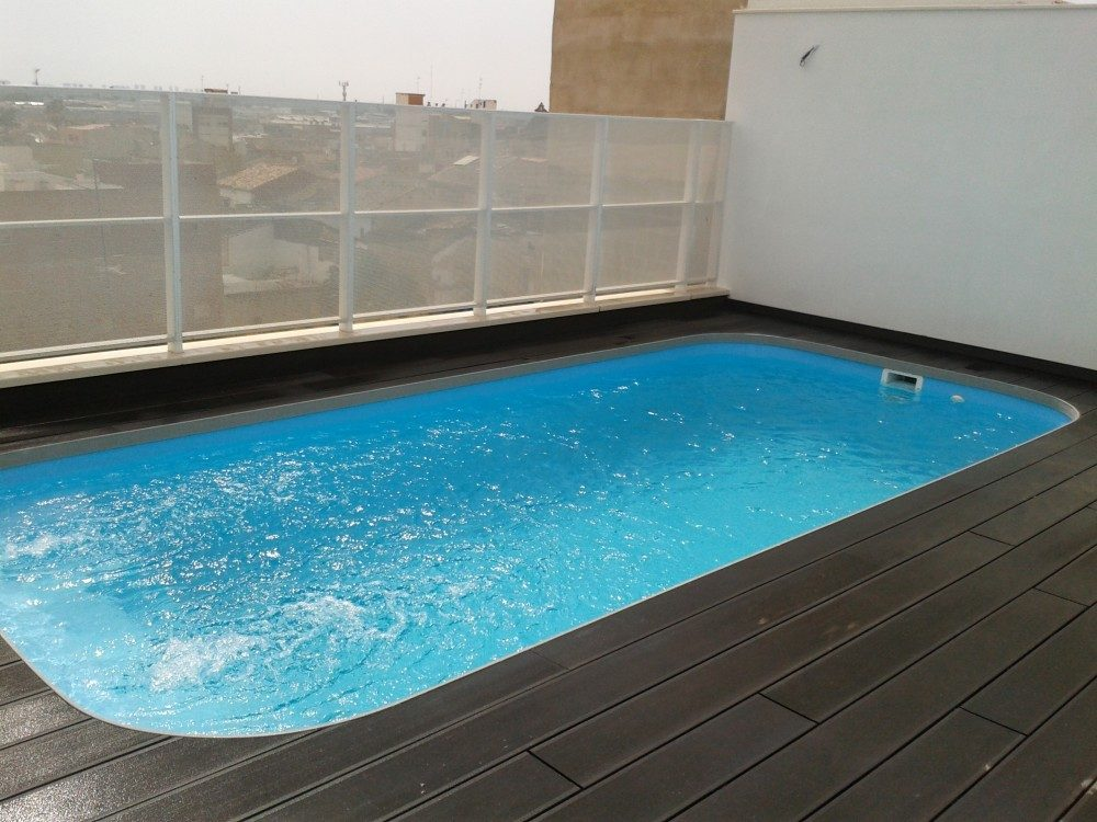 Piscina modelo c 60 codetrac s l expertos en piscinas for Modelos de piscinas cuadradas