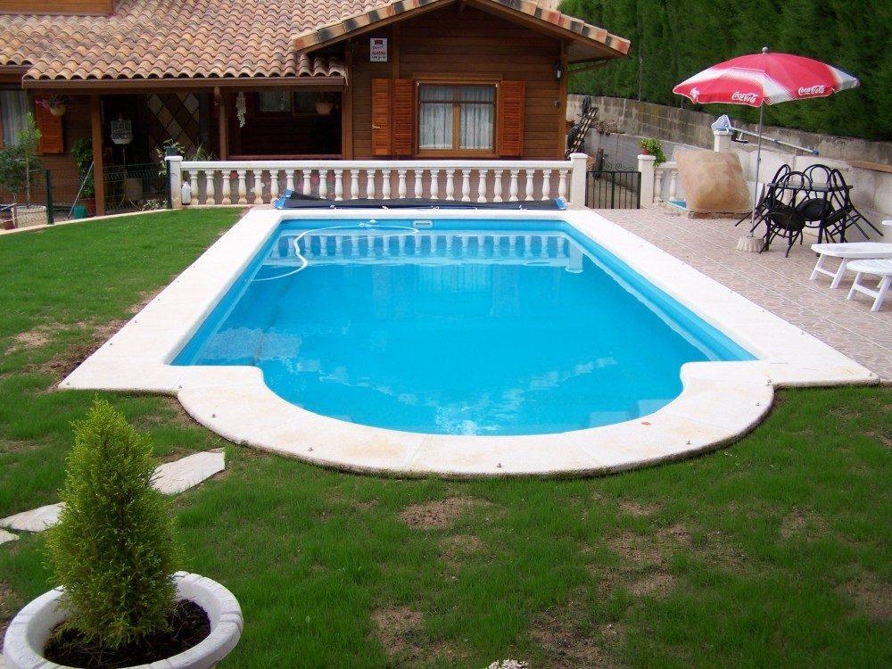 Piscina modelo c 9 codetrac s l expertos en piscinas for Modelos de piscinas infinitas